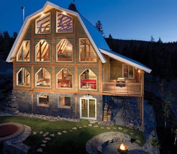 20 Cozy Barn Homes You Wish You Could Live In