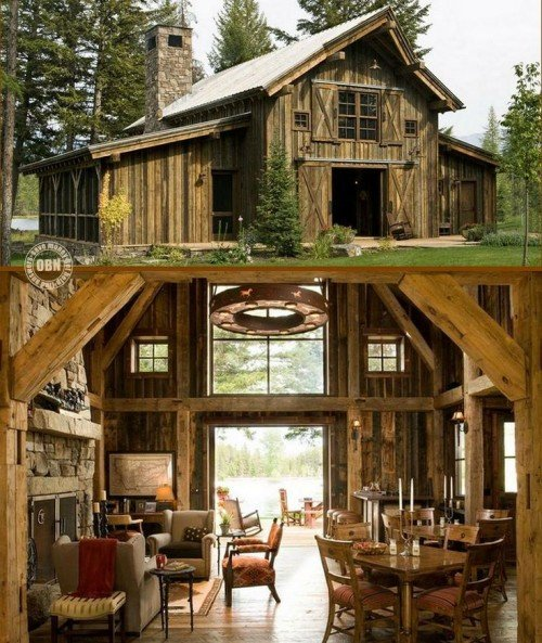 20 Unique Barndominium Designs: 20 Cozy Barn Homes You Wish You Could Live In