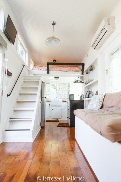 music city tiny house interior - Tiny House Interior