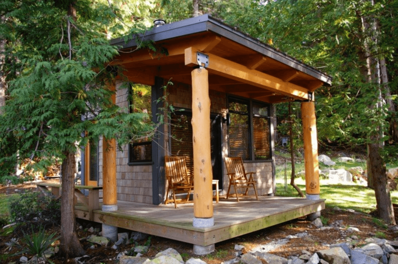 16 tiny houses you wish you could live in Tiny house in backyard