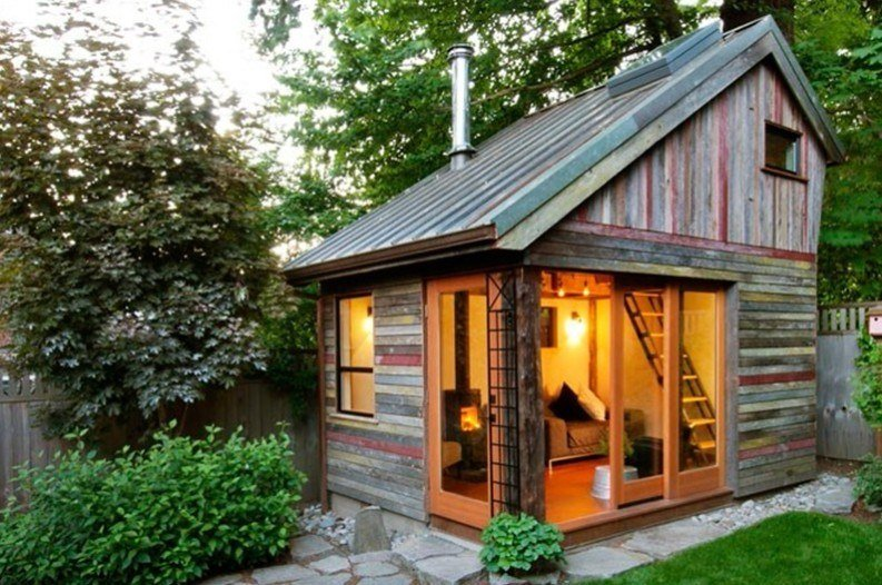 Miraculous 16 Tiny Houses You Wish You Could Live In Largest Home Design Picture Inspirations Pitcheantrous