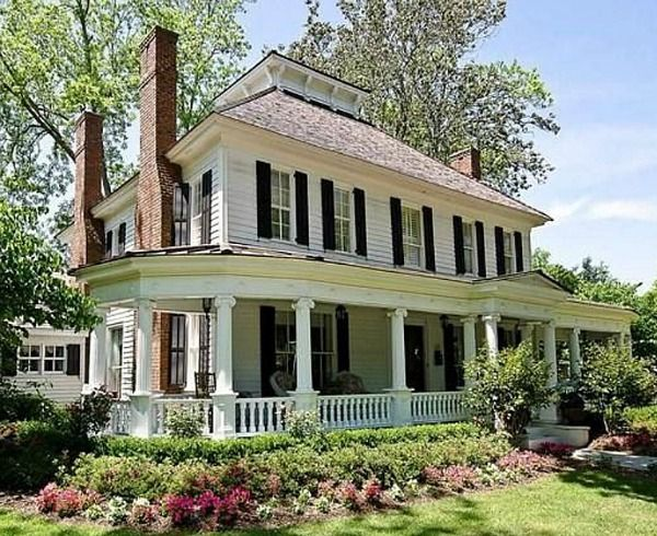 20 Charming Southern Homes That Make Us Want To Move