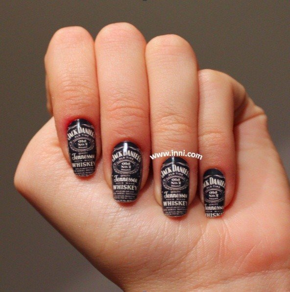 Nail Art Gallery - Super Fun Country Style Nail Designs