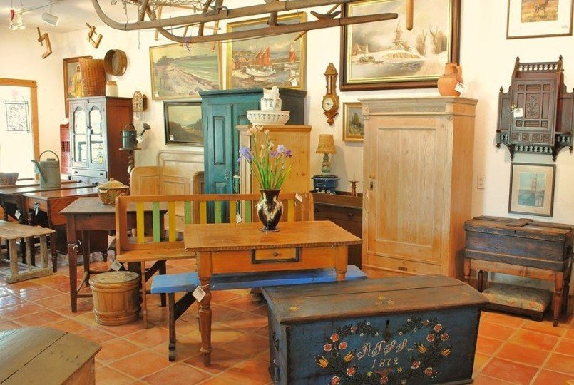 Downright Texas Antiques - Comfort - 10 Stops On The Texas Hill Country Antiques Trail You Need To Visit