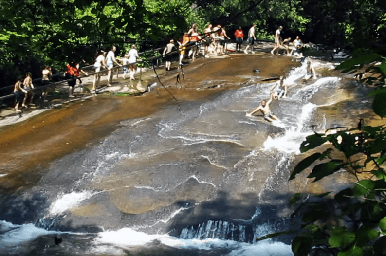 7 Swimming Holes In North Carolina You Need To Visit This