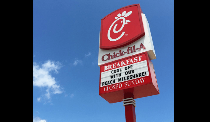 Facebook/Chic-fil-A