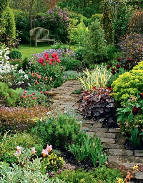 10 Enchanting Country Gardens That Ll Charm Your Socks Off