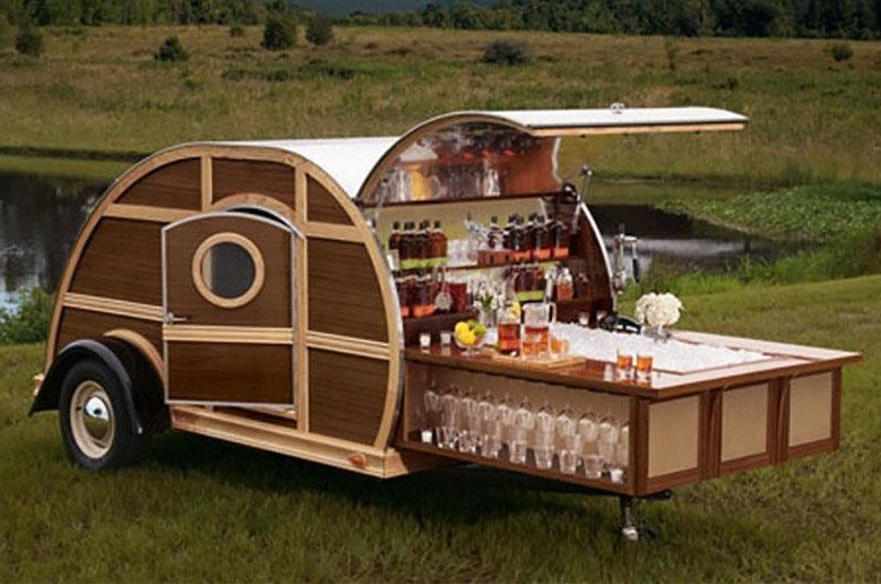 14 Luxury Items That Will Class Up Your Tailgate Party
