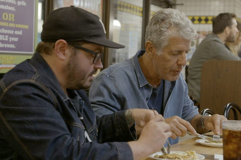 Anthony Bourdain S Description Of The Waffle House Is Pure Poetry