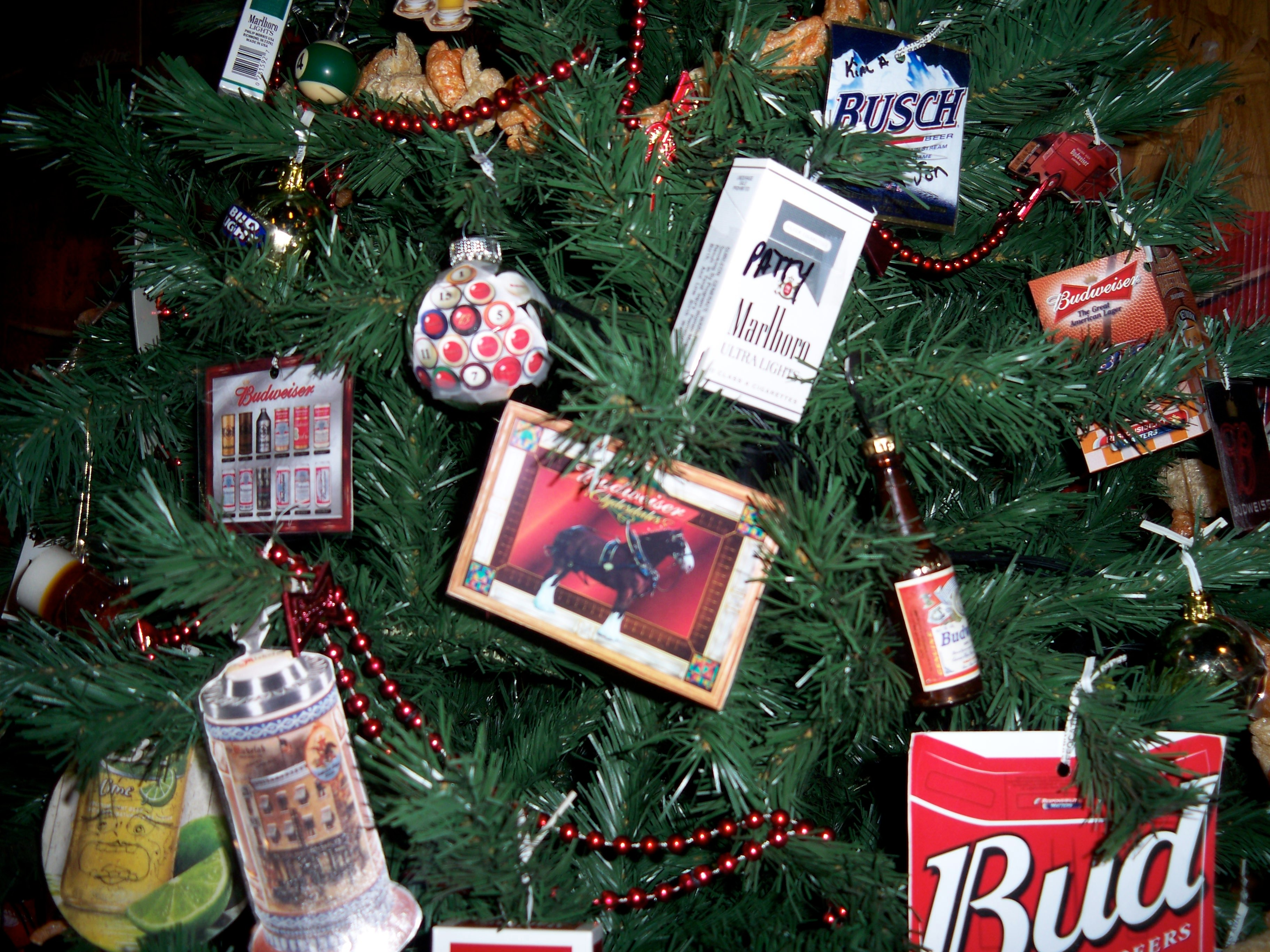traditional redneck ornaments image via news coma