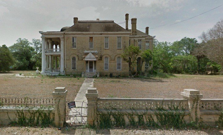 Gonzales (TX) United States  city photos gallery : 15 Incredible Texas Buildings That Were Abandoned