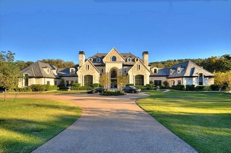 Step Inside One Of Texas Most Over The Top Mansions