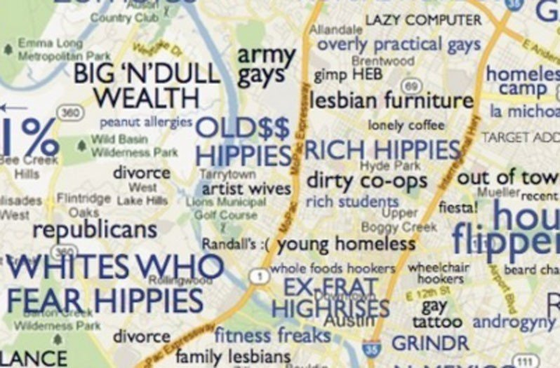 39Judgmental Austin Map39 Lands City Employee In Hot Water