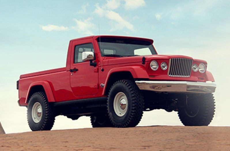 jeep is releasing a pickup truck in 2017. Black Bedroom Furniture Sets. Home Design Ideas