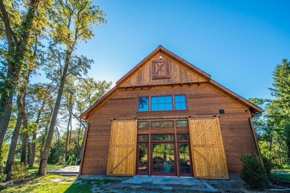 This might be the most gorgeous barn home ever for What is a pole barn house