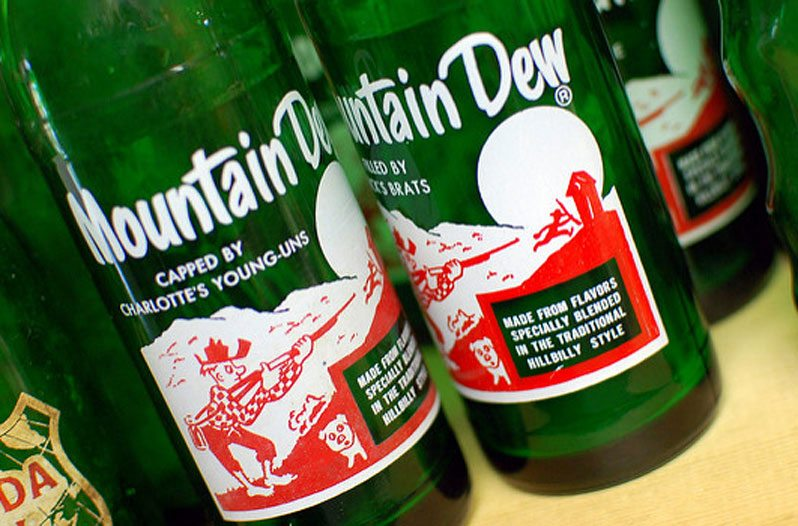 10 Things You Didn T Know About Mountain Dew