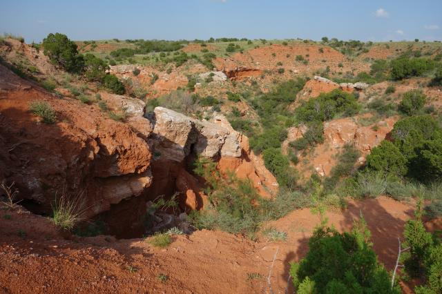 Eagle Point Trail – Caprock Canyons State Park