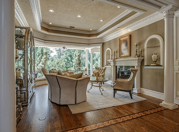 Adrian Peterson's Home Houston for sale