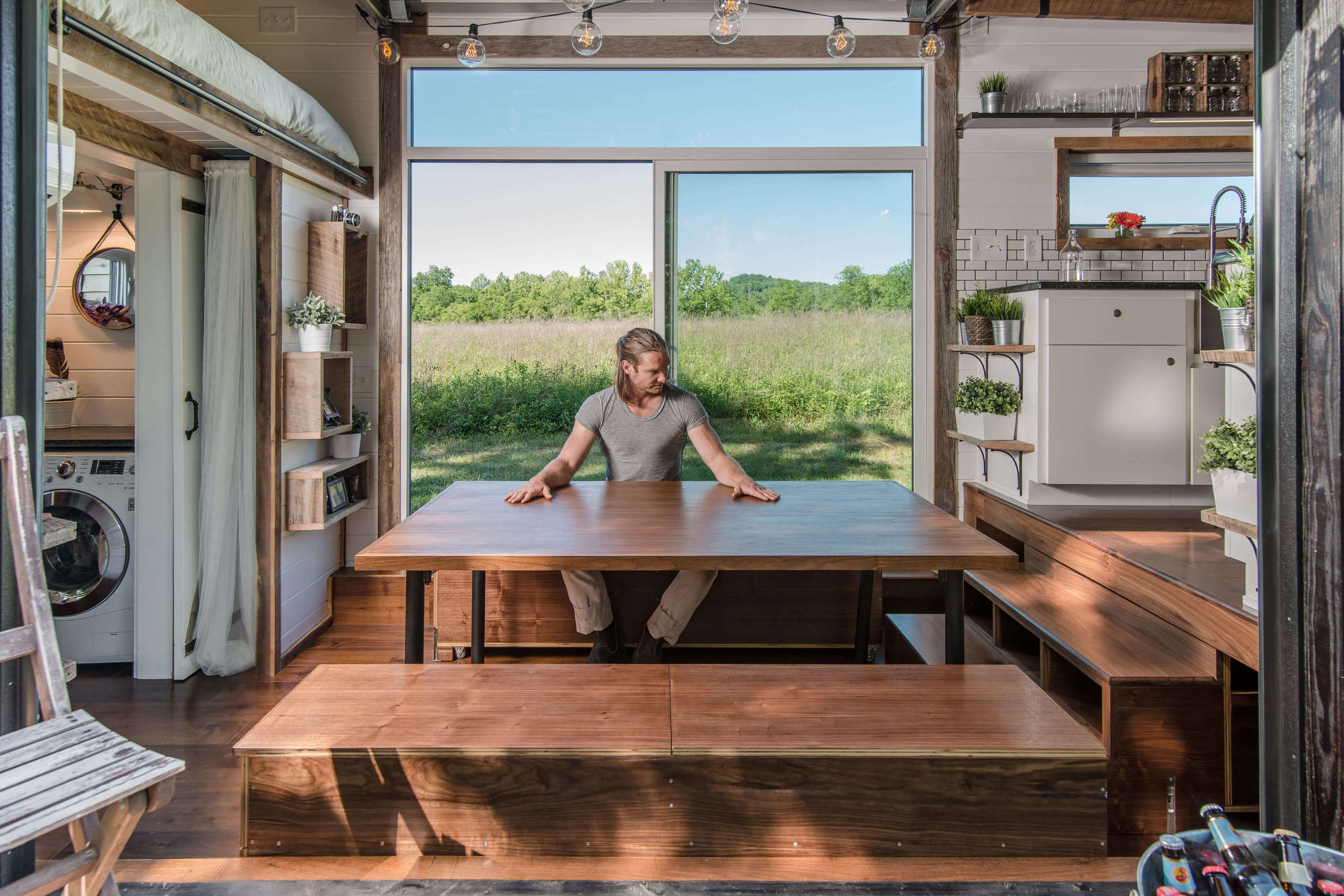 Image via New Frontier Tiny Houses