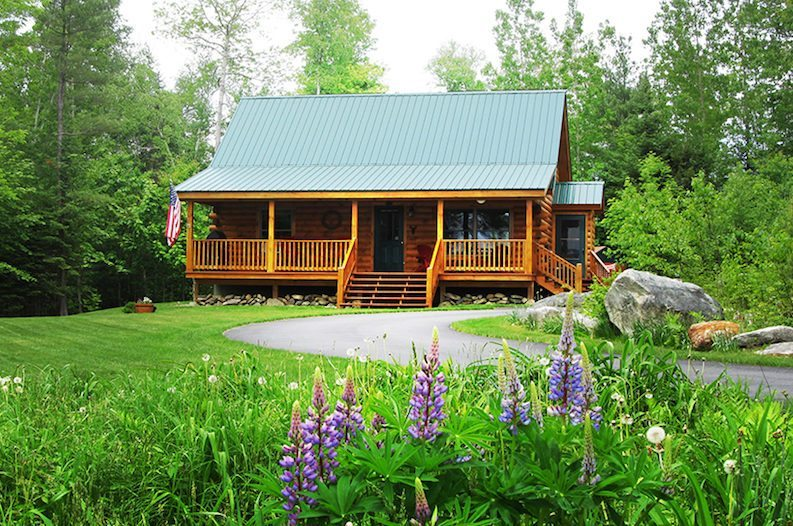 10 amazing country homes you can build for under 65k for Build you home