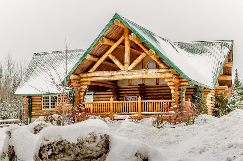 This Seminar Will Teach You How To Build Your Own Log Cabin