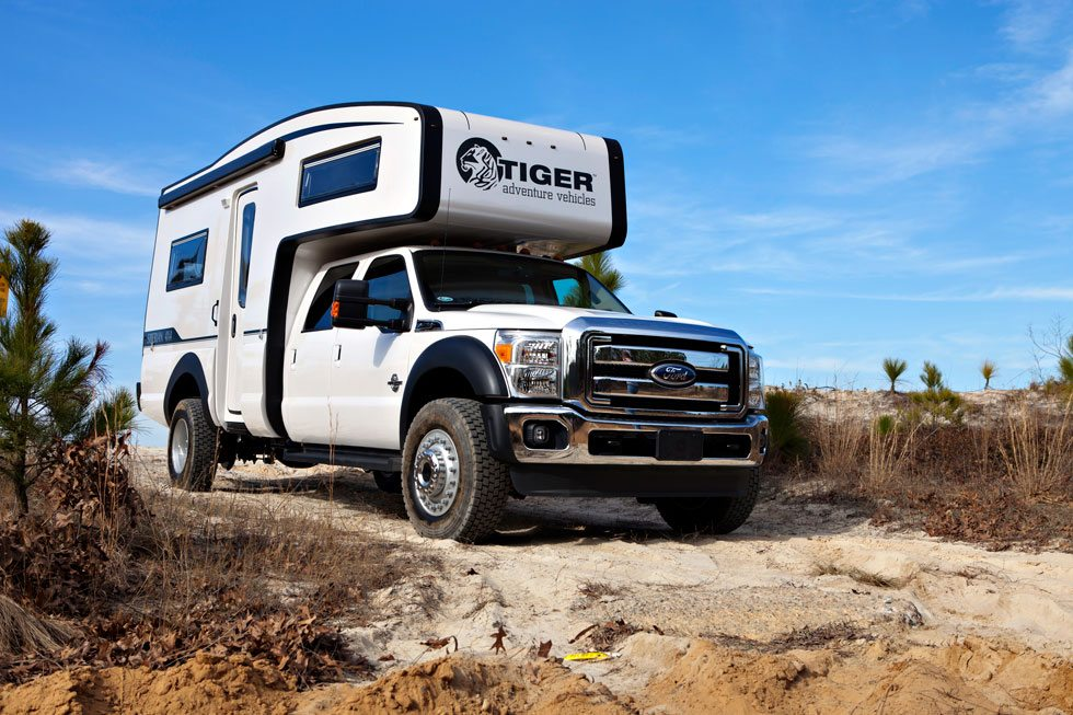 Excellent World39s Toughest OffRoad RVs And Expedition Vehicles