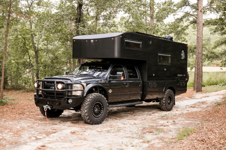 This Stylish Off-Road Camper is Made for Modern Adventurers
