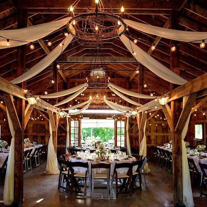 Southern Wedding Decoration Ideas: 8 Beautiful Log Cabin Wedding Venues That Will Take Your