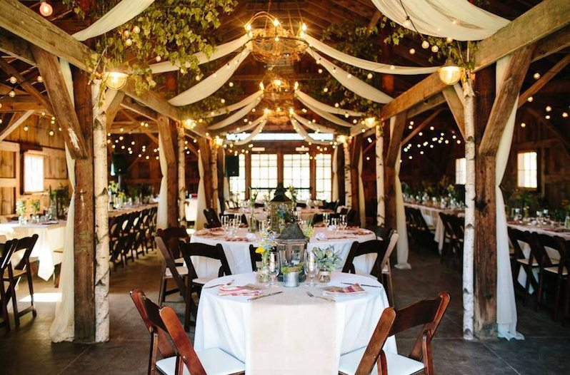 8 Beautiful Log Cabin Wedding Venues That Will Take Your ...