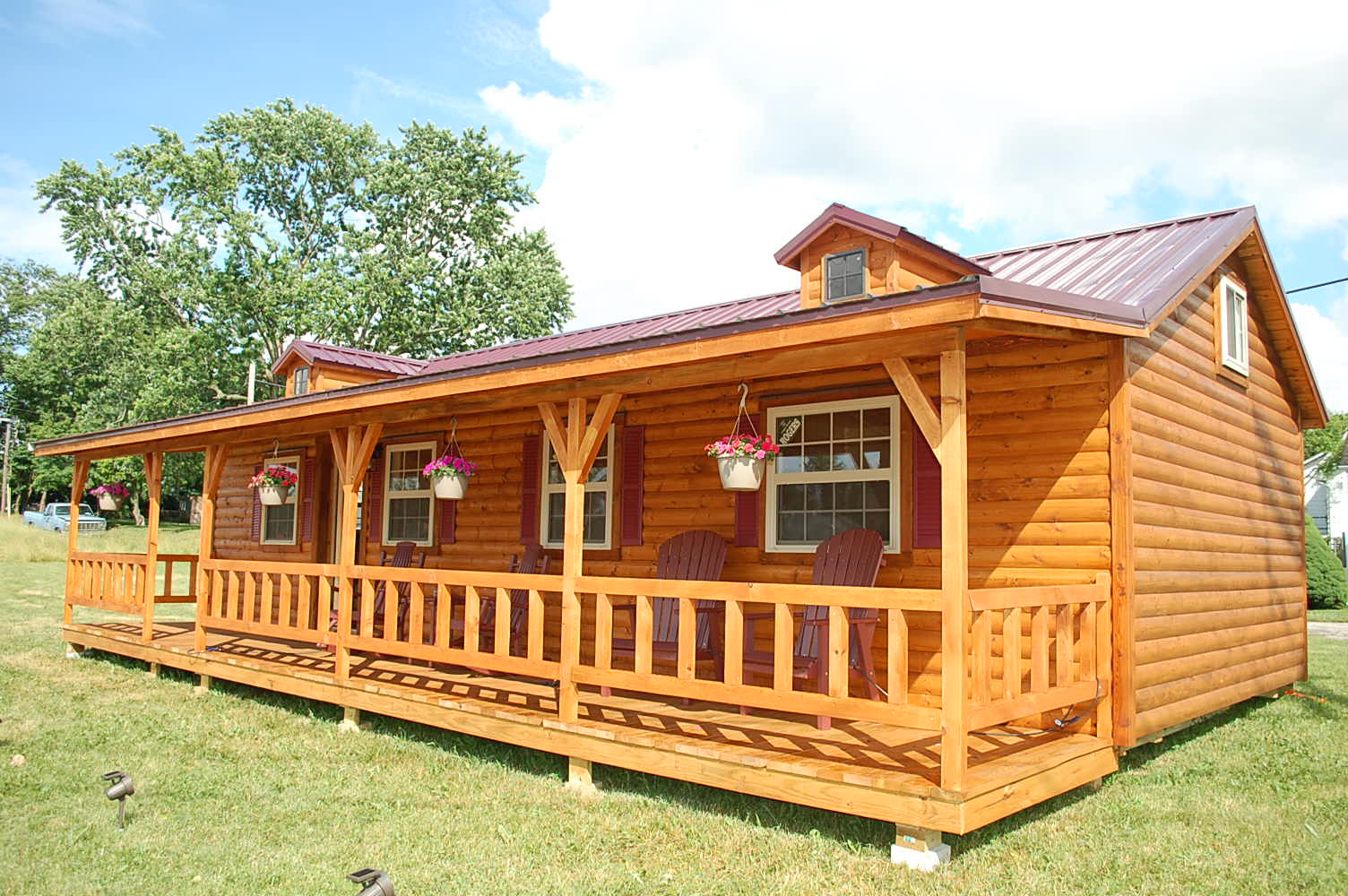 Log cabin kits 10 of the best on the market for Wood cabin homes