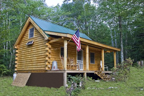 two bedroom cabin kits