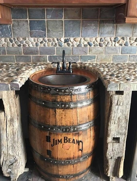 10 Creative Ways To Transform Whiskey Barrels Into Rustic