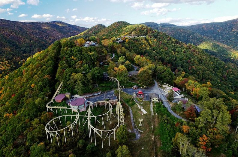 North Carolina S Ghost Town In The Sky Set To Reopen In April 2019,Vegetable Appetizers Finger Food