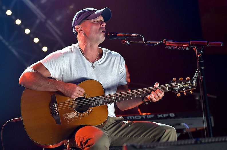 Kenny Chesney's Island Home Torn Apart by Hurricane Irma