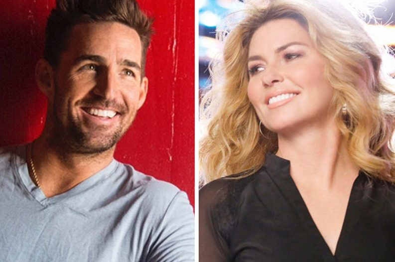 Jake Owen and Shania Twain To Host Reality Singing Competition,