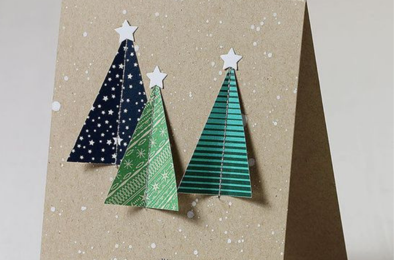 Ideas For Christmas Cards To Make.Diy Christmas Card Ideas To Get You Creative This Holiday Season