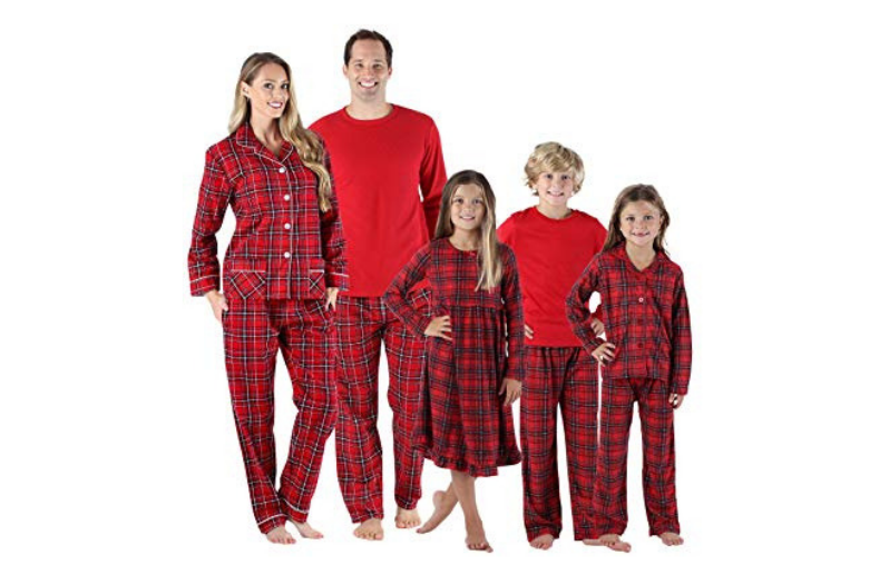 a84ebc9ce9c6 15 Matching Family Christmas Pajamas for the Holidays