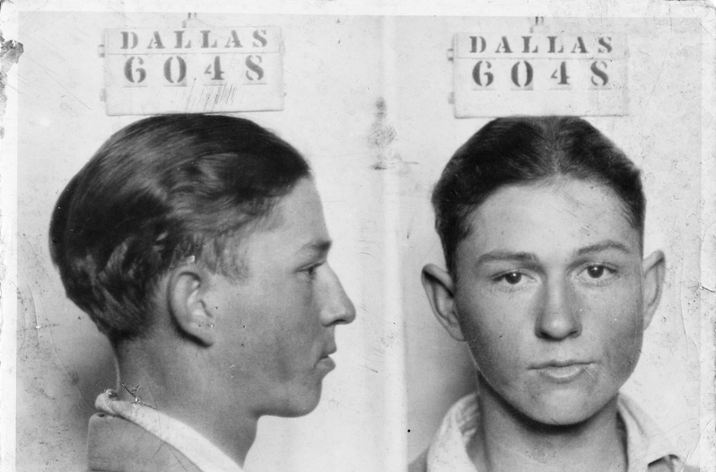 Bonnie and Clyde Murder Indictments