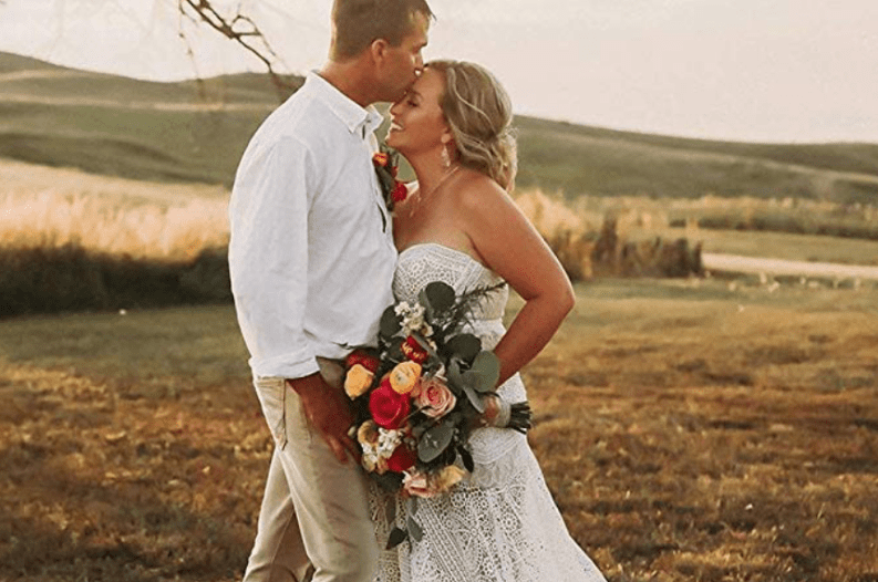 Hippie Wedding Dresses Affordable Options For The Laid Back Country Girl