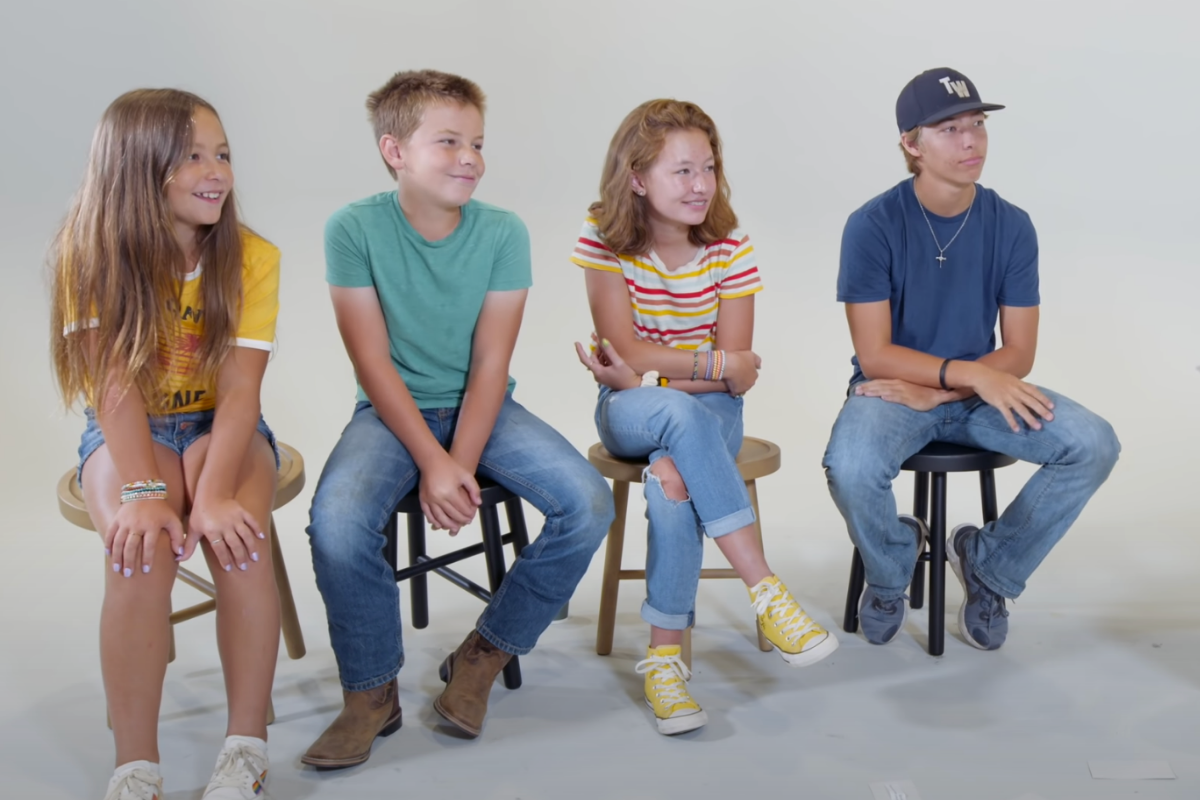 chip and joanna gaines kids